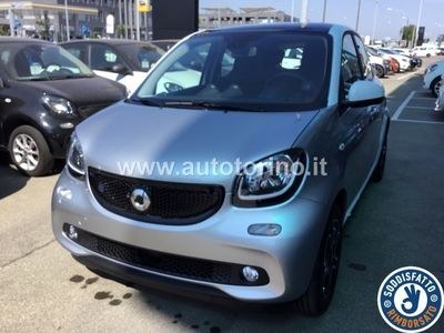 używany Smart ForFour Electric Drive FORFOUR Passion