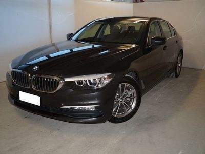 usata BMW 520 Serie 5 d Business del 2017 usata a Asti