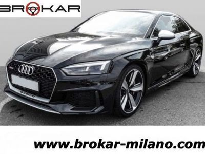 used Audi RS5 2.9 TFSI quattro tiptronic - Freni Carbo