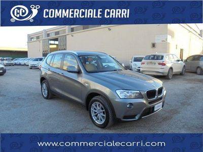 usado BMW X3 XDRIVE 20D 5 POSTI