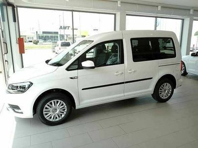 usata VW Caddy AUTOCARRO 5 POSTI 2.0 TDI 102 CV Trendline
