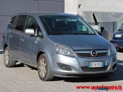 gebraucht Opel Zafira Tourer 1.6 16V ecoM 150CV Turbo Edit
