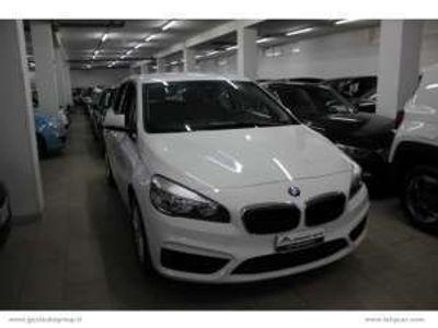 usata BMW 216 Active Tourer Serie 2 Advantage AUT SENSORI