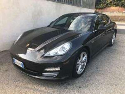 usata Porsche Panamera 4.8 4S 400CV PASM TAGLIANDI IVA ESPOSTA