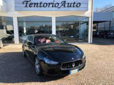 usata Maserati Ghibli V6 S Q4 Benzina