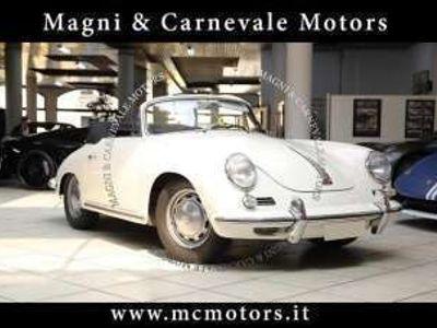 used Porsche 356 c cabrio - iscritta albo asi restaurata 1990 benzina
