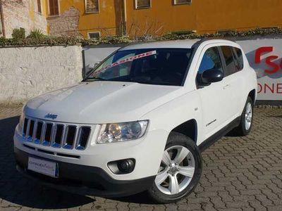 usado Jeep Compass 2.2 CRD Limited 2WD