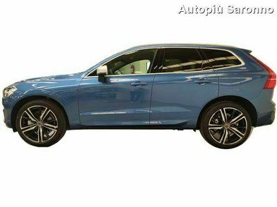 usata Volvo XC60 T5 AWD Geartronic R-design