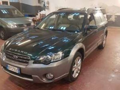 usata Subaru Outback 3.0R 24V AUTOMATIC-NAVI-PELLE -TETTO!!!