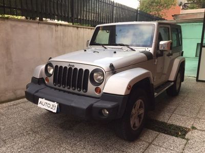 usado Jeep Wrangler 2.8 CRD Sport Plus hard top