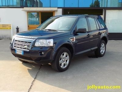 second-hand Land Rover Freelander 2.2 TD4 S.W. S