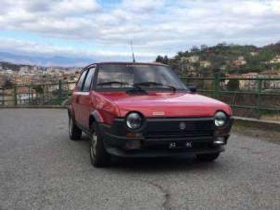 usata Fiat Ritmo abarth 125 tc - omologata asi oro super restauro benzina