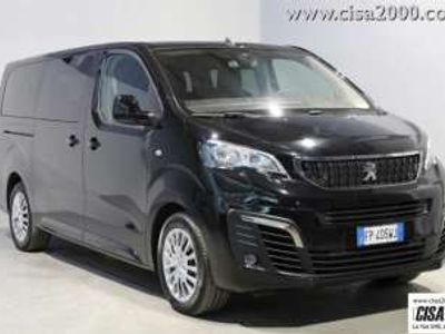 used Peugeot Traveller BlueHDi 180 S&S EAT6 Long Business