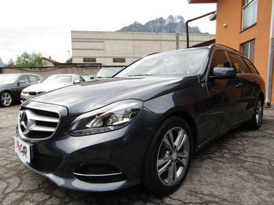 gebraucht Mercedes E250 CDI S.W. 4Matic Premium *143.000 KM REALI* rif. 11482308