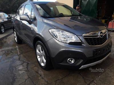 usata Opel Mokka Mokka 1.7 CDTI Ecotec 130CV 4x4 Start&Stop Ego