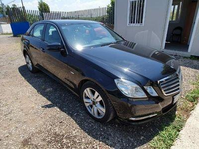 used Mercedes E220 CDI BlueEFFICIENCY Avantgarde
