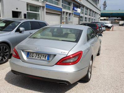 begagnad Mercedes CLS350 diesel