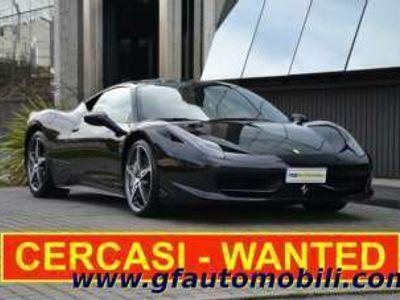 usata Ferrari 458 Italia * ACQUISTO IMMEDIATO * Benzina