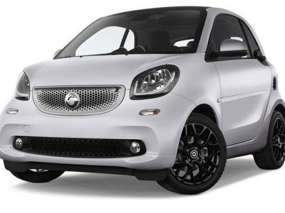 gebraucht Smart ForTwo Coupé 70 1.0 52kW Youngster Twinamic
