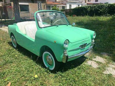 """usata Autobianchi Bianchina spiaggina evocation """"NO RESERVE"""" 1963"""