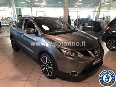 begagnad Nissan Qashqai 1.5 dci Tekna 110cv