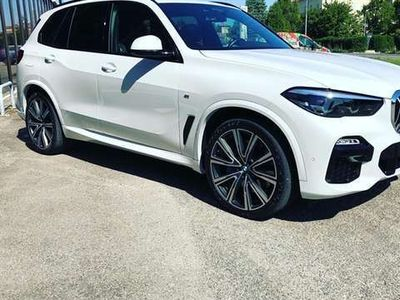 usata BMW X5 M xDrive30d Msport
