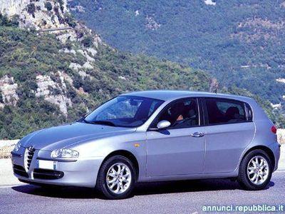 usata Alfa Romeo 147 1.9 JTD (115 CV) cat 5p. Progression Genova