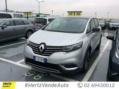 brugt Renault Espace 1.6 dci 160 cv Intense Energy, 118 kW/160