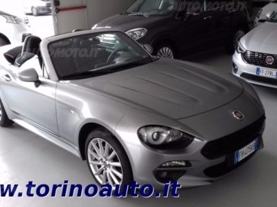 second-hand Fiat 124 1.4 MultiAir Lusso nuova a Torino