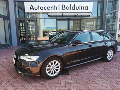 brugt Audi A6 Avant 2.0 TDI 177 CV multitronic Business plus