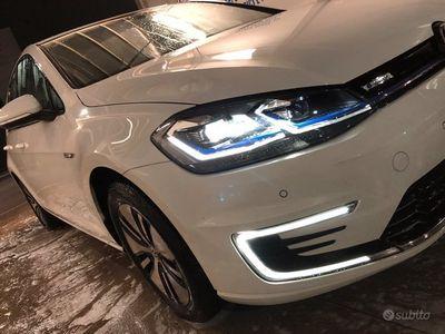 usata VW e-Golf