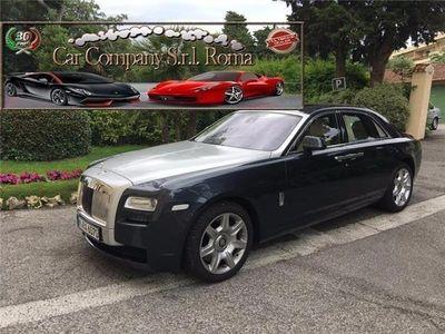 usata Rolls Royce Ghost Usato