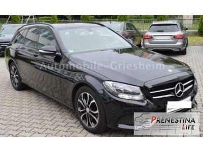 usado Mercedes C200 d S.W. pacchetto night/navi/pdc/cruis/garanzia/