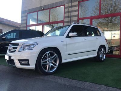 gebraucht Mercedes GLK220 CDI 4Matic BlueEFFICIENCY Premiu