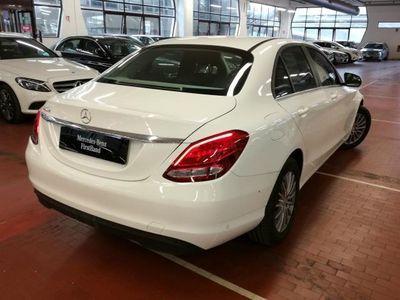 usata Mercedes C200 d Automatic Business Sport