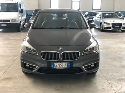 usata BMW 220 Active Tourer Serie 2 (F45) xDrive Advantage aut