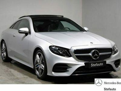 usata Mercedes E350 Coupè Auto Premium Navi Tetto Bologna