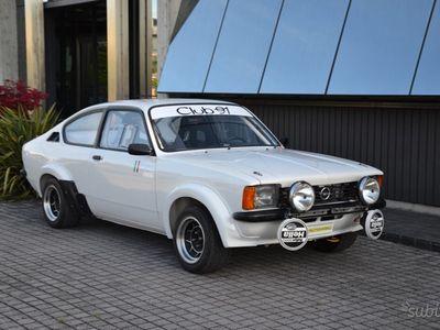 used Opel Kadett GTE Gr. 2 * NUOVA * MASSIMA PREPARAZ