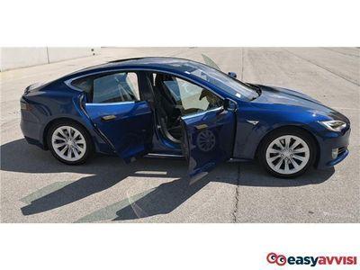 usata Tesla Model S 90d elettrica