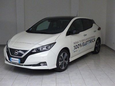 usata Nissan Leaf Tekna 40KWh - AZIENDALE