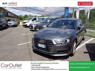 usata Audi A3 1.6 TDI 116 CV Business