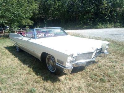 usata Cadillac Deville cabriolet Ardenno