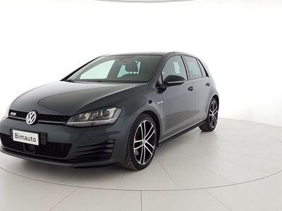 usado VW Golf Golf2.0 TDI 5p. GTD BlueMotion Technology