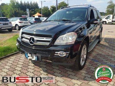 usata Mercedes GL320 CDI 4MATIC AUTO 7 POSTI - GARANZIA 24 MESI