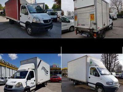 usata Renault Master GPL-DIESEL CON CAMBIALI VARI MODELLI E VERSIONI