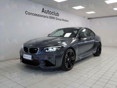 usata BMW M2 Serie 2 Coupédel 2017 usata a Modena