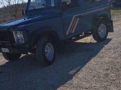 usado Land Rover Defender tdi 2.5 turbo