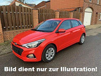 """usata Hyundai i20 1.2 Fl Klima S.hzg P.sens Radio 5"""""""" Bt Temp"""