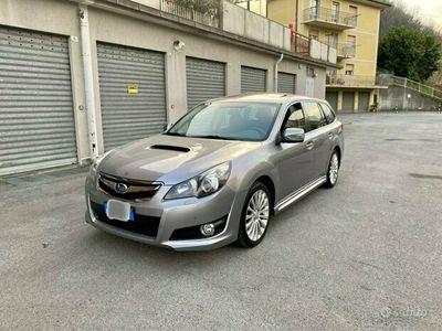 usata Subaru Legacy 2.0 disel 4x4 full opsonal trattabile