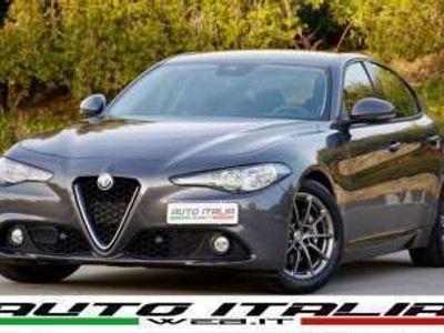 usata Alfa Romeo Giulia 2.2 TD 180CV AT8 SUPER +NAVI+R.CAMERA+TEL+PDC+17´´ Diesel